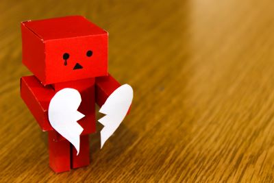 Broken Heart Betrayal